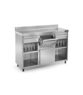 Mesa Cafetera Distform Con Encimera 2500  X 600 X 1050