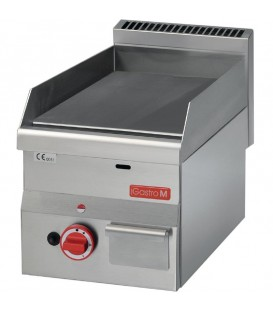 PLANCHA A GAS GASTRO M LISA 300  MM