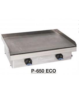 PLANCHA SOBREMESA A GAS P-650 ECO
