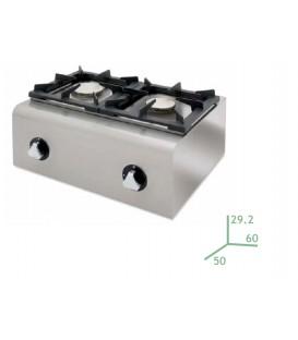 COCINA A GAS SOBREMESA FG600