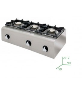 COCINA A GAS SOBREMESA FG900