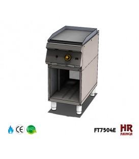 FRYTOP A GAS 400 SERIE 750 CON SOPORTE FT7504E
