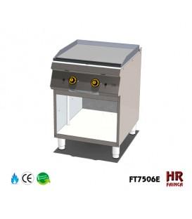 FRYTOP A GAS 600 SERIE 750 CON SOPORTE FT7506E